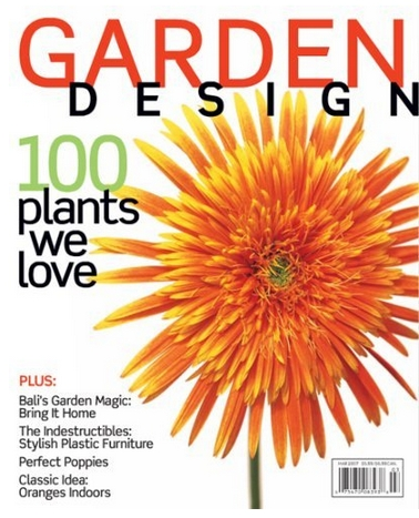 Garden design magazine my frugal adventures for Garten design magazin