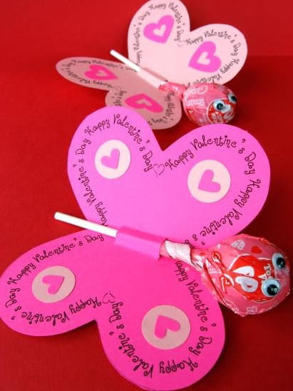 Homemade Valentines Day Cards for Kids My Frugal Adventures – Valentines Day Card Kids