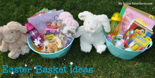 Fun easter basket ideas my frugal adventures fun easter basket ideas negle