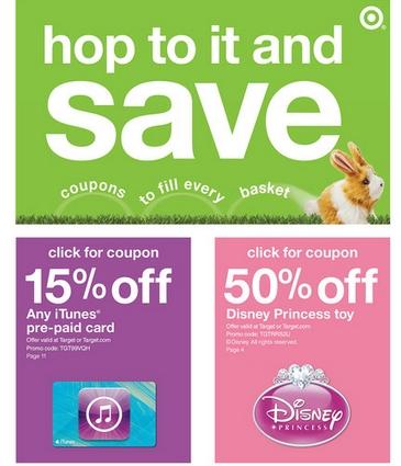 Target coupon toy deals