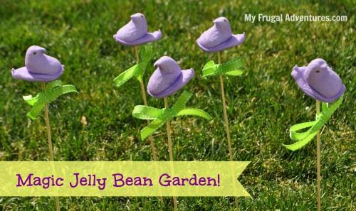 Magic Jelly Bean Garden