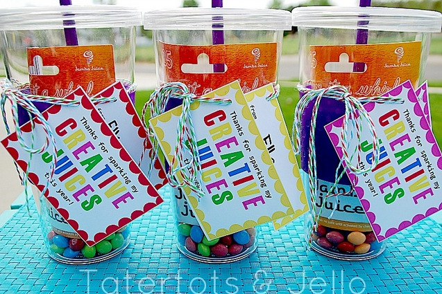 Teacher Appreciation Week Gifts and Ideas - My Frugal ...