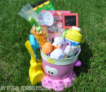 Fun easter basket ideas my frugal adventures i negle Gallery