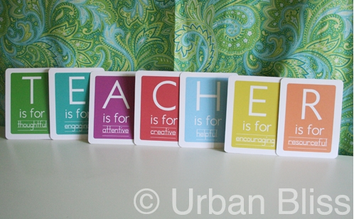 teacher appreciation week gifts and ideas my frugal adventures