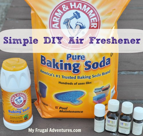 Homemade carpet deodorizer so fast easy - Best smelling air freshener ...