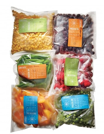 picture regarding Printable Freezer Labels referred to as Free of charge Printables: Freezer Storage Labels - My Frugal Adventures