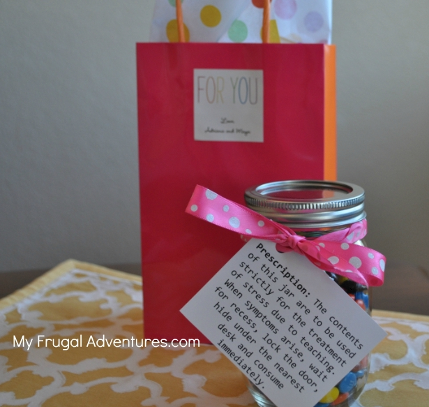 Teacher Gift Ideas My Frugal Adventures