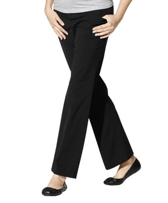 264293c47daf8 Target  Black Maternity Pants  15 Shipped - My Frugal Adventures
