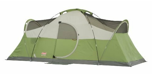 So ...  sc 1 st  My Frugal Adventures & Coleman Eight Man Tent $120 - My Frugal Adventures