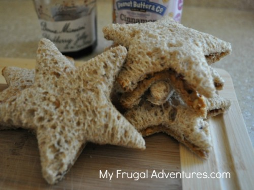 Freezer Cooking: DIY Uncrustables