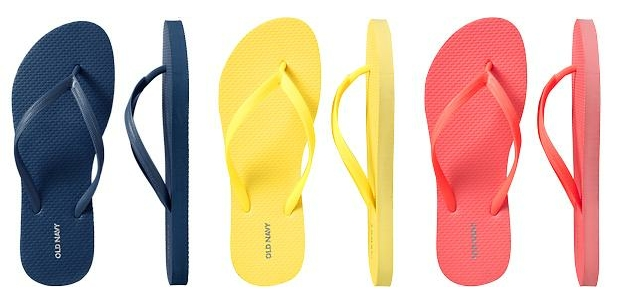 Old navy 1 flip flop sale june 20th my frugal adventures publicscrutiny Image collections