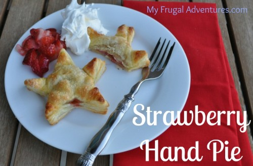 Recipe: Strawberry Hand Pies (Perfect for Fourth of July)