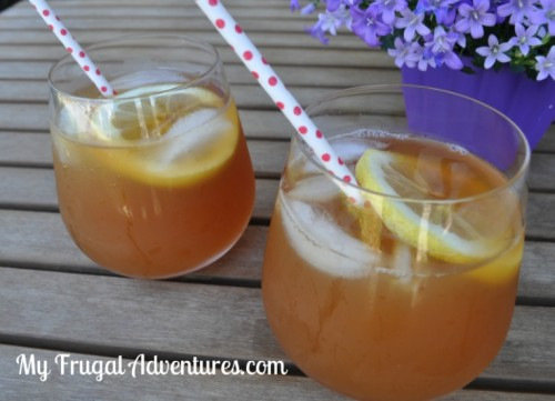 Recipe: Lemonade Iced Tea