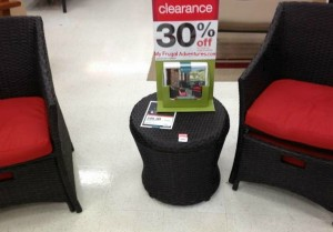 Target Outdoor Furniture Clearance My Frugal Adventures