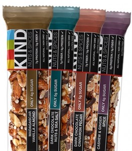 CLOSED} Giveaway: Kind Bars Gift Pack - My Frugal Adventures
