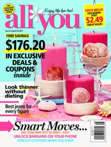 Free $5 Amazon Gift Card With All You Magazine Subscription