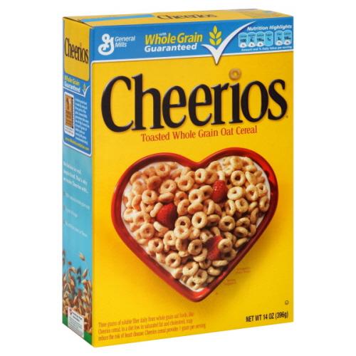 Target: Cheerios For $1.46 Per Box + Free Applesauce