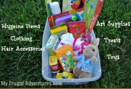 Christmas Child Boxes.Operation Christmas Child Boxes My Frugal Adventures