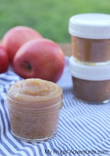 Crock Pot Applesauce recipe
