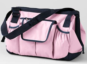 convertible backpack diaper bag lands end lands end convertible backpack diaper bag only. Black Bedroom Furniture Sets. Home Design Ideas