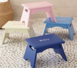 Diy Pottery Barn Kids Step Stools My Frugal Adventures