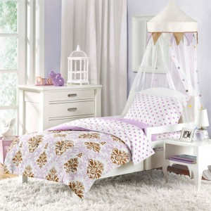 Ideal Here is a good deal on a cute toddler bedding set for You get the forter and sheet set for that price and I think it looks really nice