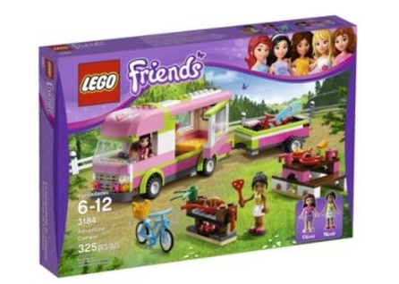Lego Friends Adventure Camper Set $19.99 - My Frugal Adventures