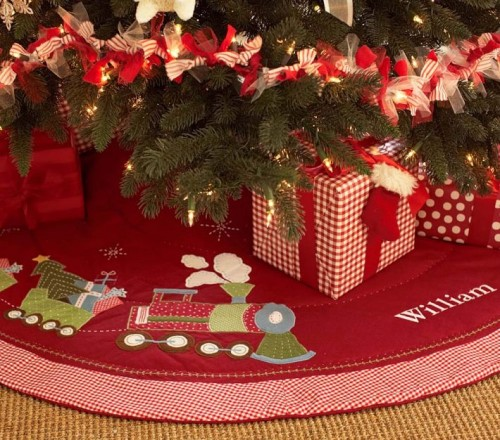 Pottery Barn Quilted Tree Skirt $49 Shipped (Today Only) - My ...