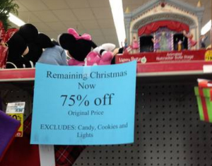 i stopped off at cvs today and my store hit 75 off christmas clearance today the drugstores are interesting because you see holiday decor toys and they - Cvs Christmas Clearance