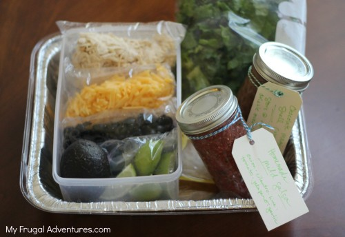 New Mom Meal Ideas