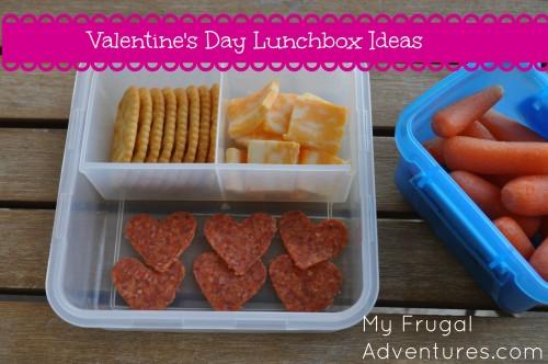 Valentines Day Lunchbox Ideas