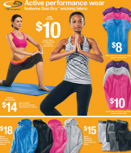 Here is another great deal on workout clothes from Target. c3ea3ab62bf4