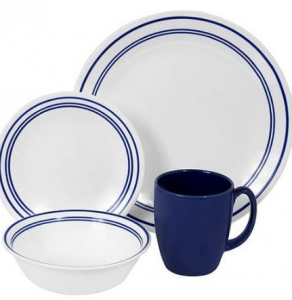 Here are a few deals on Corelle Dinnerware sets.  sc 1 st  My Frugal Adventures & Corelle Dinnerware Sets 16 piece $27 - My Frugal Adventures