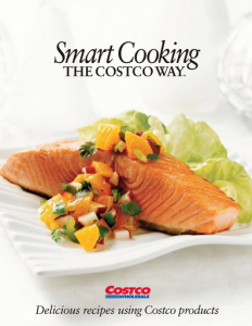 free costco cookbook download my frugal adventures