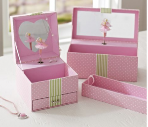 Little Girls Jewelry Boxes 15 Shipped My Frugal Adventures