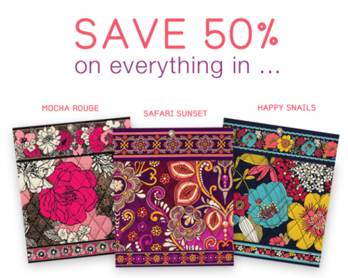Vera Bradley 40% Off Select Patterns My Frugal Adventures Magnificent Vera Bradley Pattern Names