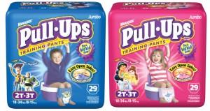 Target: Huggies Pull-Ups $4.74...