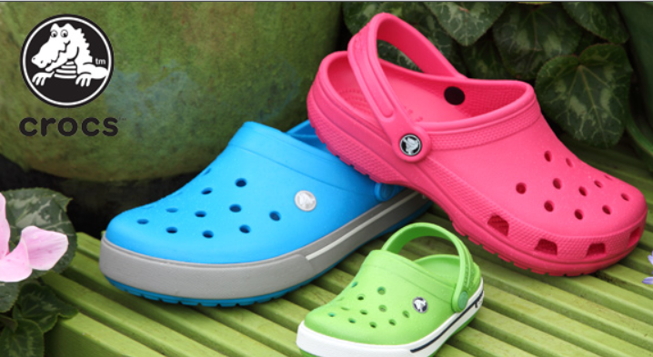 Crocs Sale for the Family- as low as