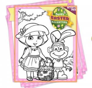Free Easter Coloring Pages And Activities