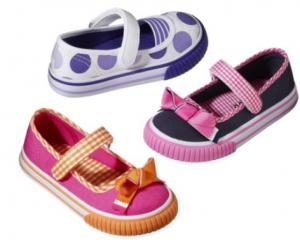 Target: Girls Shoes $10 + Free Shipping