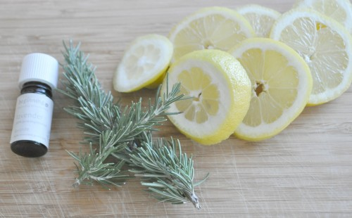 Homemade Home Fragrance