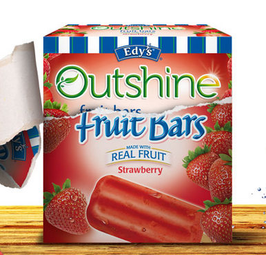 Outshine Frozen Fruit Bars 99 At Target