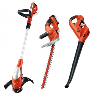 Black and decker landscaping tools 45 off my frugal - How do i keep ducks out of my swimming pool ...