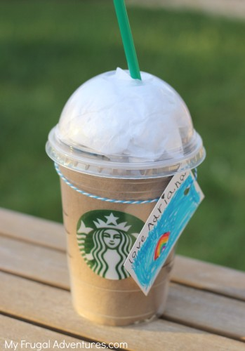 Teacher Gift Idea Starbucks Gift Cards My Frugal Adventures