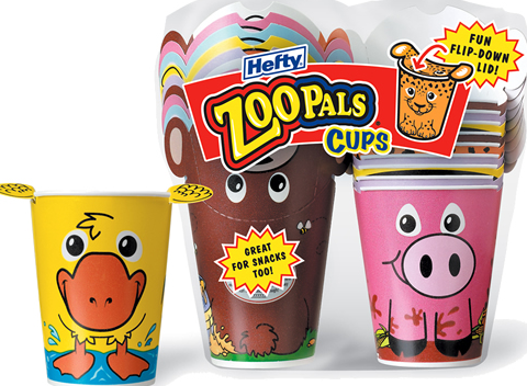 I ...  sc 1 st  My Frugal Adventures & Hefty Zoo Pals Coupon ($1.44 at Target or Walmart) - My Frugal ...