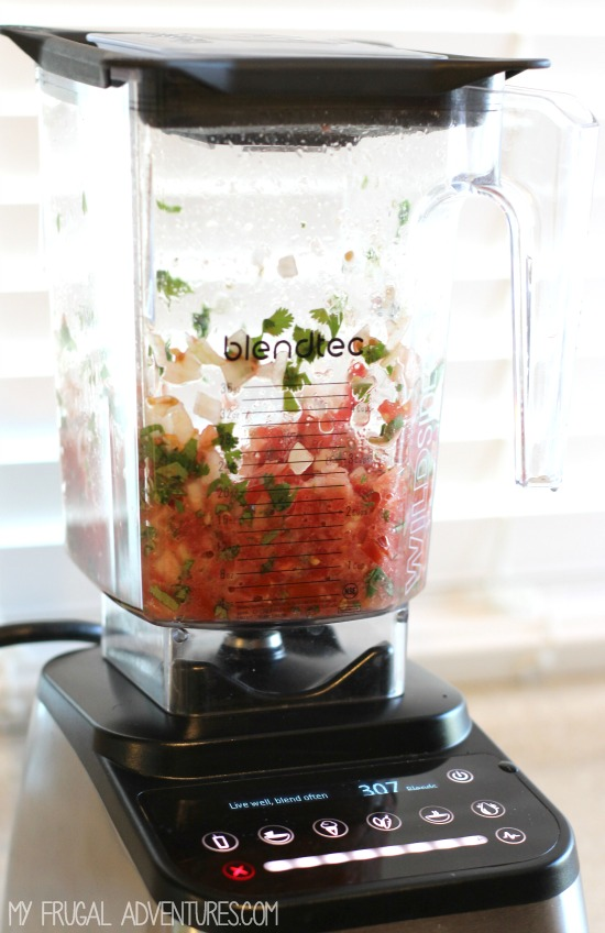 Blender Salsa Recipe