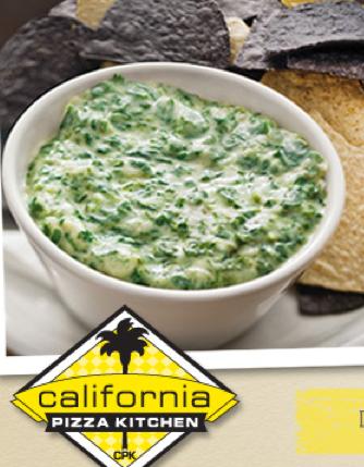 California Pizza Kitchen Cucumber Reviver