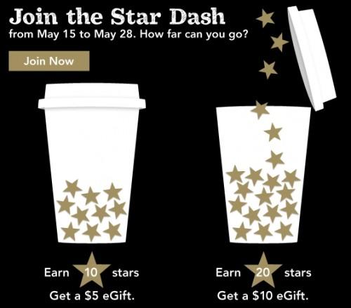 Starbucks Rewards Free Drink Code