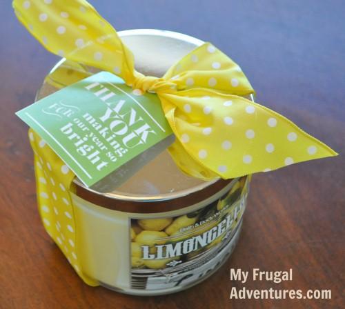 teacher appreciation gift idea my frugal adventures