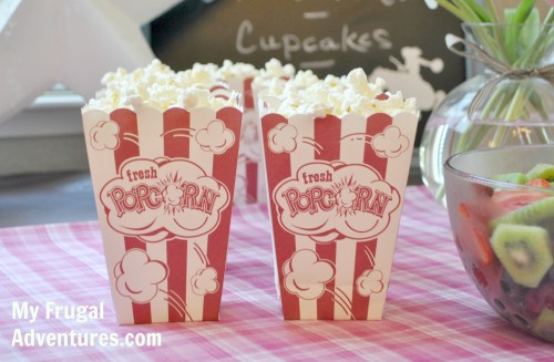 Quick & Easy Homemade Popcorn (After School Snack Idea!)